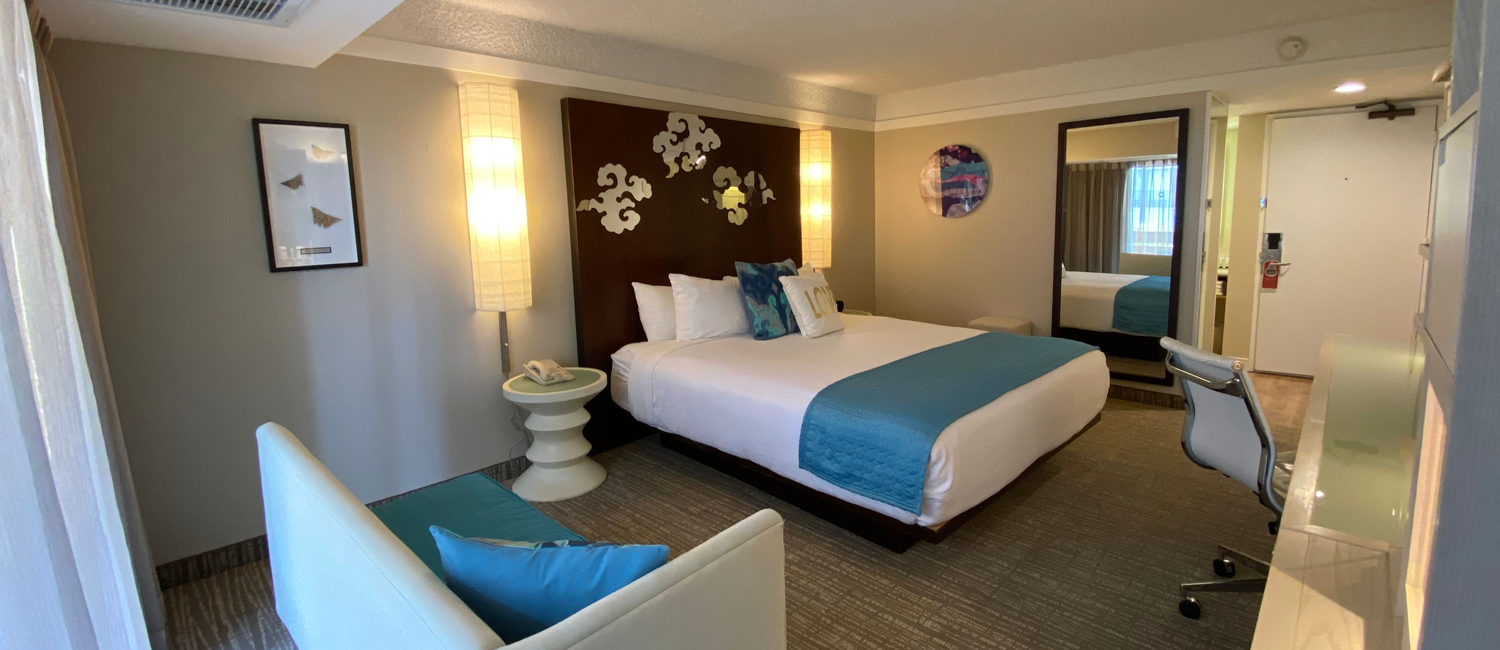 ATRIUM HOTEL OFFERS COMFORTABLE GUEST ROOMS TO MAKE  YOUR STAY IN IRVINE ENJOYABLE