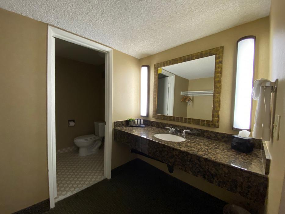 Vintage Room Bath